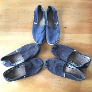 Toms shoe bundle